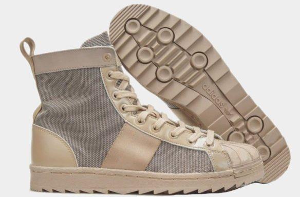 Фото Adidas Superstar Jungle Boots (Military Khaki) - 2