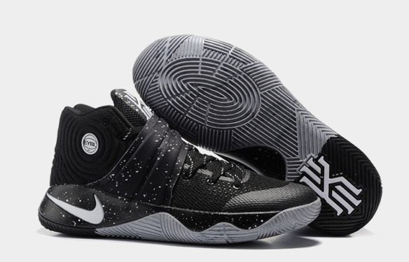 Фото Nike Kyrie 2 Eybl черные - 1